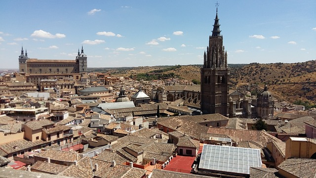 טיולים מאורגנים לטולדו (Toledo)